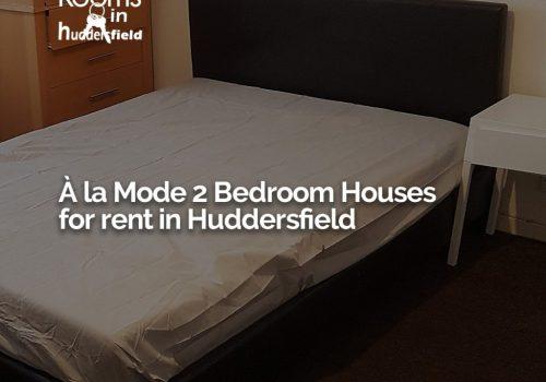 Mode 2 Bedroom Houses for rent in Huddersfield