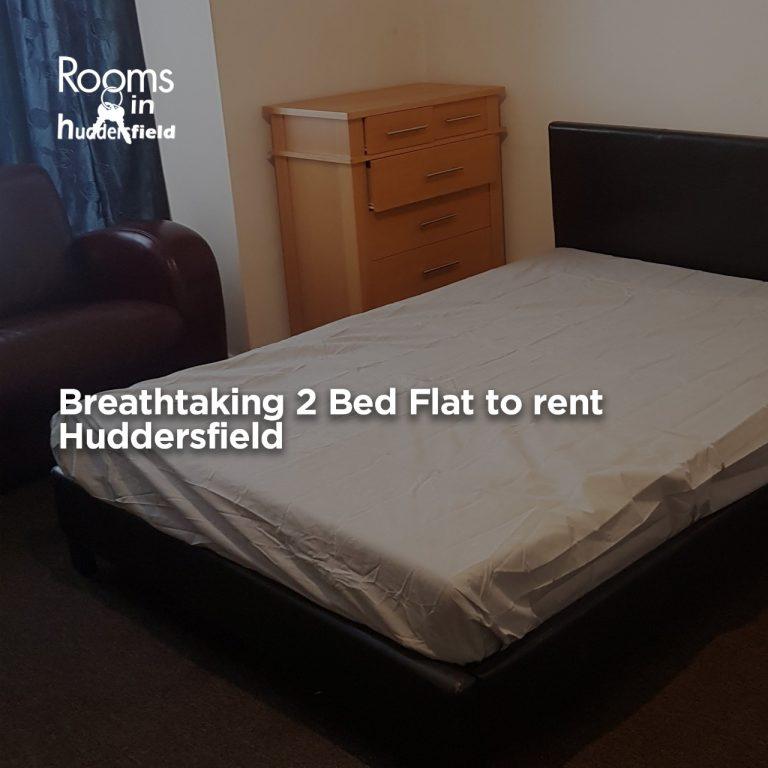 Breathtaking 2 Bed Flat to rent Huddersfield