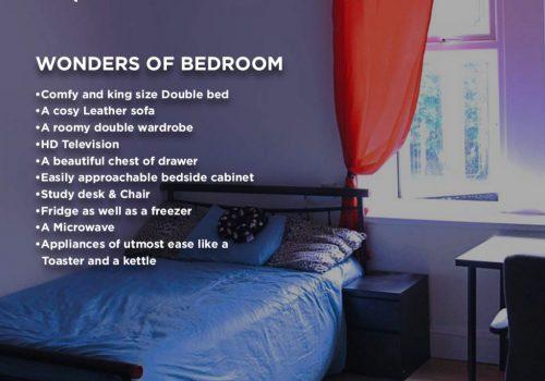 WONDERS OF BEDROOM | Rooms in Huddersfield