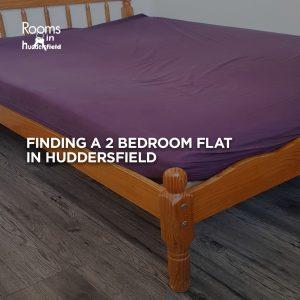 2 bedroom flat in Huddersfield