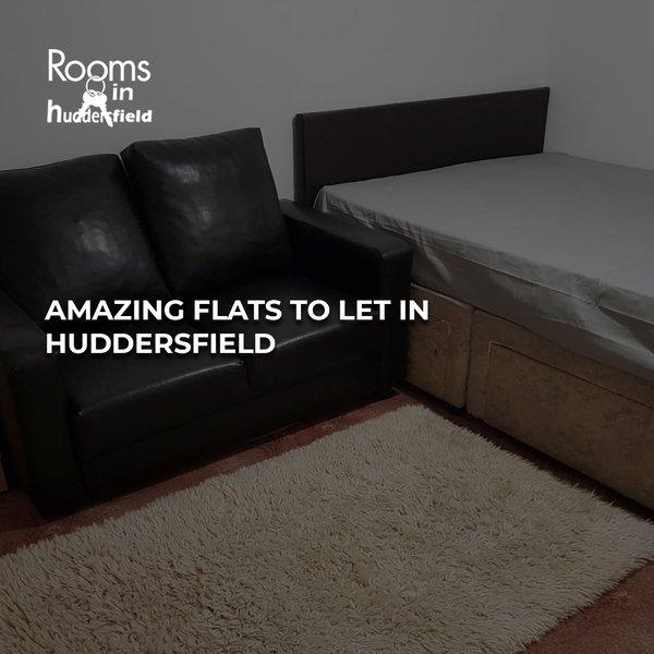 flats to let Huddersfield