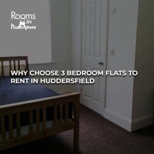 3 bedroom flats to rent in Huddersfield