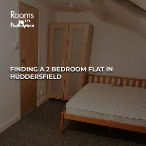 2 bedroom flat Huddersfield