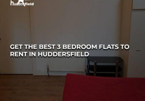 Get the best 3 bedroom flats to rent in Huddersfield
